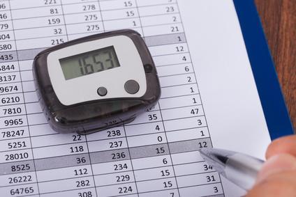 Dziennik treningowy - zadbaj o dane